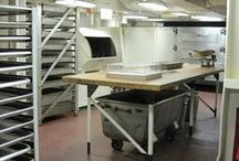 Bakery / The USS Hornets Bakery available by docent led tours only.