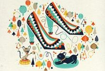 lovely patterns & drawings / by Gab Zak