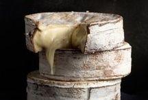 Fromage | Cheese / Parce que je pourrais faire des repas entiers qu'avec du fromage (et du bon vin)...