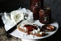 Confiture | Jam / Pots de confiture, de gelée... Tutti frutti pour des tartines et autres petites choses à grignoter.