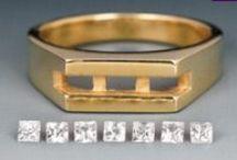 Engaste de piedras en joyería- Setting stones / Cómo engastar piedras preciosas y semipreciosas en joyería - How to set stones in jewelry