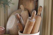 Bois | Wood / Une de mes matières préférées pour la décoration de la maison, les objets en bois.