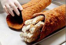 Cannoli Siciliani / Ricette per immagini  --- http://massoneriacreativa.com/fuori-menu-cannoli-siciliani/