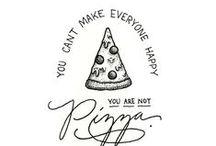 I Love Pizza / Ricette per immagini per Fuori Menù --- http://massoneriacreativa.com/fuori-menu-pizza/