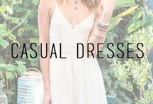 Casual Dresses / by Styles For Less