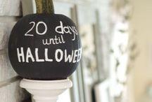 halloweeen / by Allison Slavens Zielke