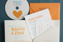 Wedding & Reception Design / Wedding invitations, favors and more! / by Dana Boulden