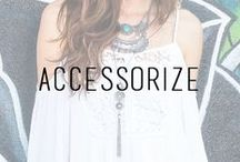 Accessorize / by Styles For Less