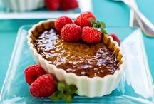 Vegan Dessert Recipes / Vegan desserts I would like to make someday. / by Ecolissa
