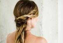 Hair/Makeup / by Francesca Kanyzová