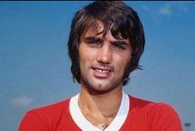 Retro footballers / 1970s/1980s heroes