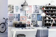 Home // Office Poffice / by Fonda LaShay