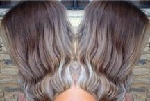 Beauty - Hairstyles / by Summer Dawn