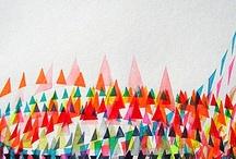 Pattern and Colour / Patterns, prints, textures, colours