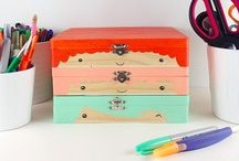 LOVELY / ADORABLES DIY, IDEAS & DECO / Here you can find some fantastic and easy ideas to improve your style or your home