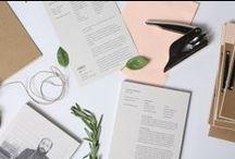 Design // Paper Items / by Fonda LaShay