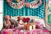 Kids Rooms + Play / Playroom ideas for kids and room inspiration.