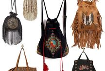 Purses & Bags / Here's a selection of our boho chic purses and bags.