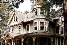 house:exterior / by midsummerstars