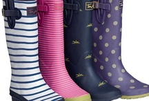 Wellies in the Rain! / by Suzanne Conley