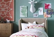 Home - Kids Rooms / by Summer Dawn