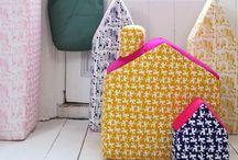 SEWING FOR HOME / COSTURA PARA CASA