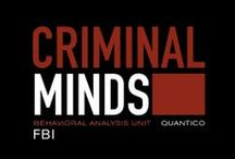 Celebrities - Television - Criminal Minds / This board is dedicated to the television show Criminal Minds. / by Cathryne