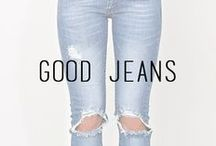 Good Jeans / by Styles For Less