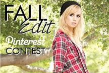 Styles For Less Fall Edit Pinterest Contest / by Styles For Less