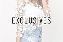 Online Exclusives / by Styles For Less