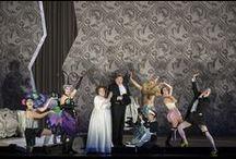 Die Fledermaus / New Orleans Opera - Die Fledermaus - November 13 & 15, 2015 Mahalia Jackson Theatre for the Performing Arts