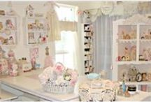 Craft Room / by Rose Petals