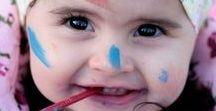 Baby and Toddler Activities / Baby activities, toddler activities, what to do with baby, baby development activities, games to play with baby