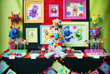 Monster Party ideas / by Amanda's Parties To Go
