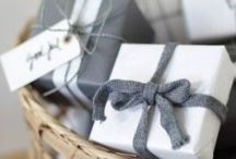 pack and wrap / Beautiful ideas for packaging presents / by Julia Wright