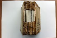 handmade books / by Julia Wright