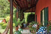 Urban y Nature / Lugares, interiores, naturaleza y sitios que parecen brindar amor.
