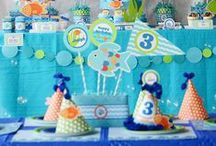 Fish or Ocean Party / by Amanda's Parties To Go