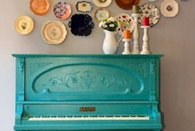 """For the Home / All about """"design"""":  paint colors, textures, furniture, decorating, window treatments, drapes, garage, organization, architecture, trims / by Sharon Cordes Duffey"""