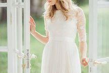 Braut | Bride / Brautmode | Deutsche Brautmode | Brautkleider | kurze Brautkleider | Vintage Brautkleider | Designermode | Hochzeit  | Bride | Wedding | Weddingdresses