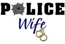Proud Police Wife <3