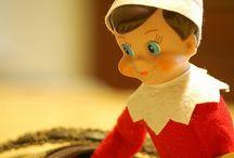 Elf On The Shelf!!