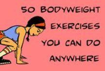 TERRIFic Workouts