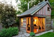 Garden Houses / by Dovcor Bathrooms