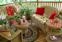Porches and Patios / by Lori McLaughlin Harmon