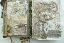 sketchbooks / Examples of sketchbooks with experimental mark-making and observational drawing / by Julia Wright