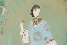 Japanese Art / 日本画、日本の画家、浮世絵、日本の版画 / by Toshi Azwad