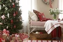 Weihnachten   Christmas / Weihnachten Landhausstil ländlich rustikal