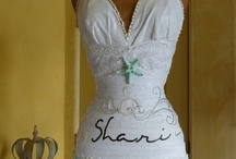 Dress Form Mannequin Original Designs