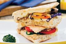 Sandwich / Between the bread inspiration...